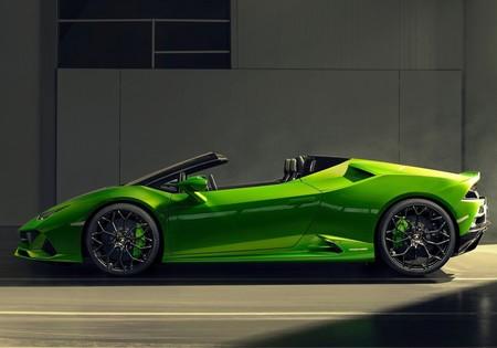 Lamborghini Huracan Evo Spyder 2019 1600 08