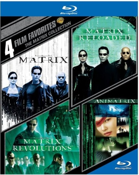 Películas en Blu-ray 4K de oferta en Amazon México
