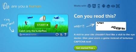Are You a Human añade nuevas funcionalidades a PlayThru, su sistema de CAPTCHAs basado en juegos