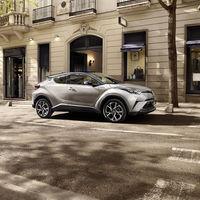 El Toyota C-HR es el coche híbrido más vendido en España, desbancando al Toyota Prius
