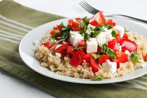 Recetas saludables con quinoa