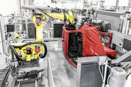 Audi R8 fabricación