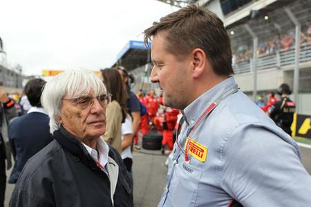 Pirelli no descarta retirarse de la Fórmula 1 al final de esta temporada