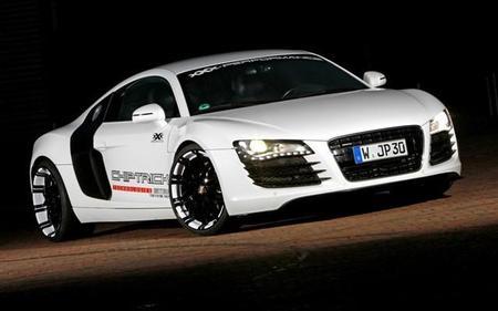 Audi R8 Biturbo By xXx Performance