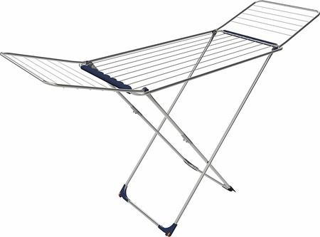 /Único Leifheit Pegasus 180 Solid Tendedero de alas Azul