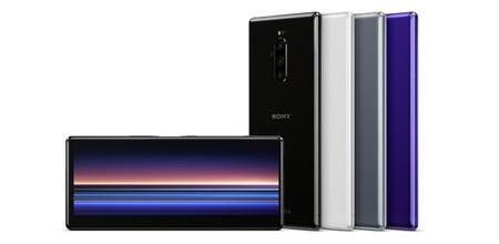 Xperia 1: bienvenida la pantalla cinemática 21:9 (verdaderamente sin marcos) y las tres cámaras al renombrado estandarte de Sony