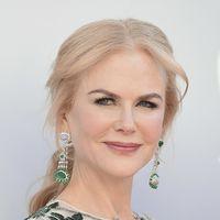 Nicole Kidman, feliz por el éxito de Big Little Lies, con un vestido que nos hace soñar