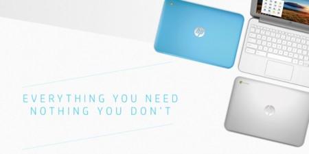 HP Chromebook 14 se actualiza, recibe Intel Celeron y mejor batería