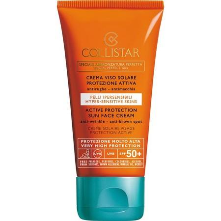 Collistar Sun Protection Active Protection Sun Face Cream Spf 50 59363