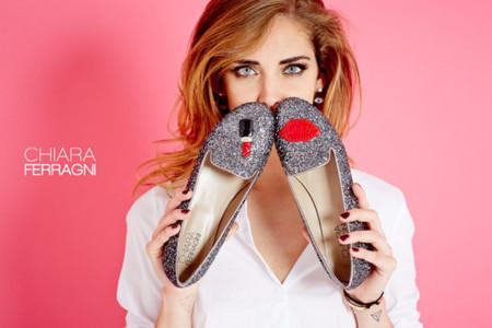 Chiara Ferragni con sus slippers