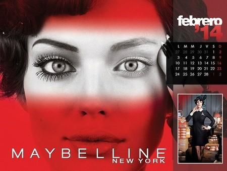 febrero maybelline 2014