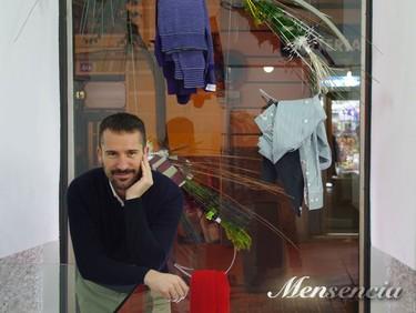 Entrevista al creador de García Madrid: el estilo del hombre clásico en pleno barrio de Malasaña