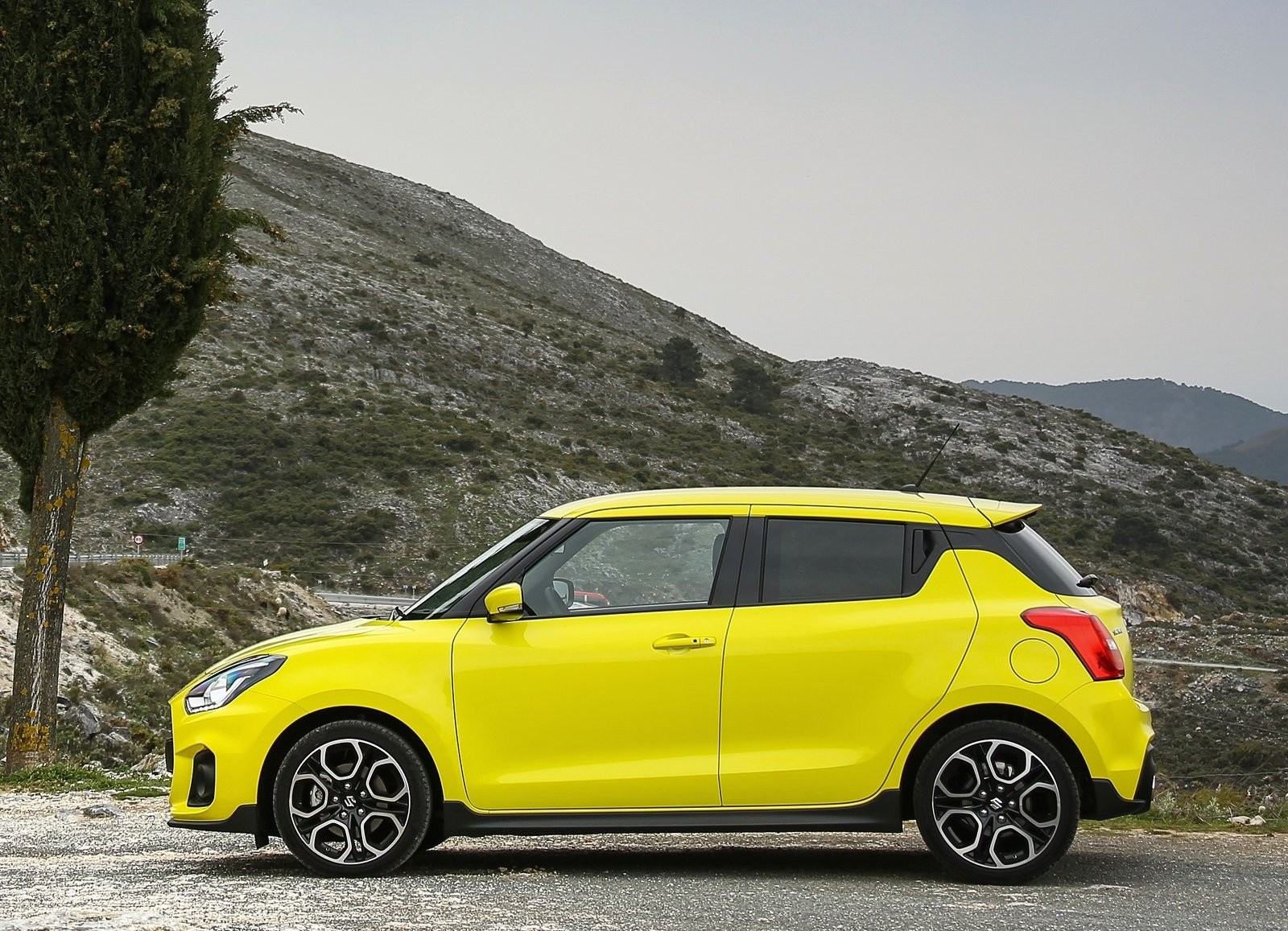 Foto de Suzuki Swift Sport 2019 (5/11)