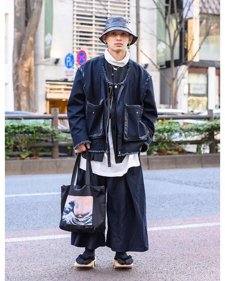 El Mejor Street Style De La Semana Nos Lleva A Descubrir La Eclectica Escena De Las Calles De Tokio 4
