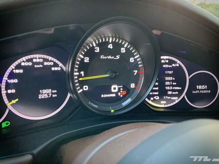 Porsche Panamera Turbo S E-Hybrid cuadro relojes