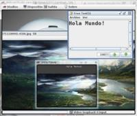 Webcam Studio, cámaras web virtuales en Linux