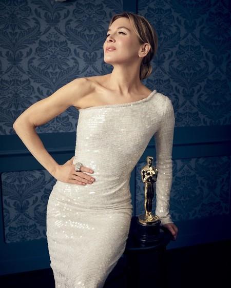Renee Zellweger Oscar A Mejor Actriz Protagonista Por Judy
