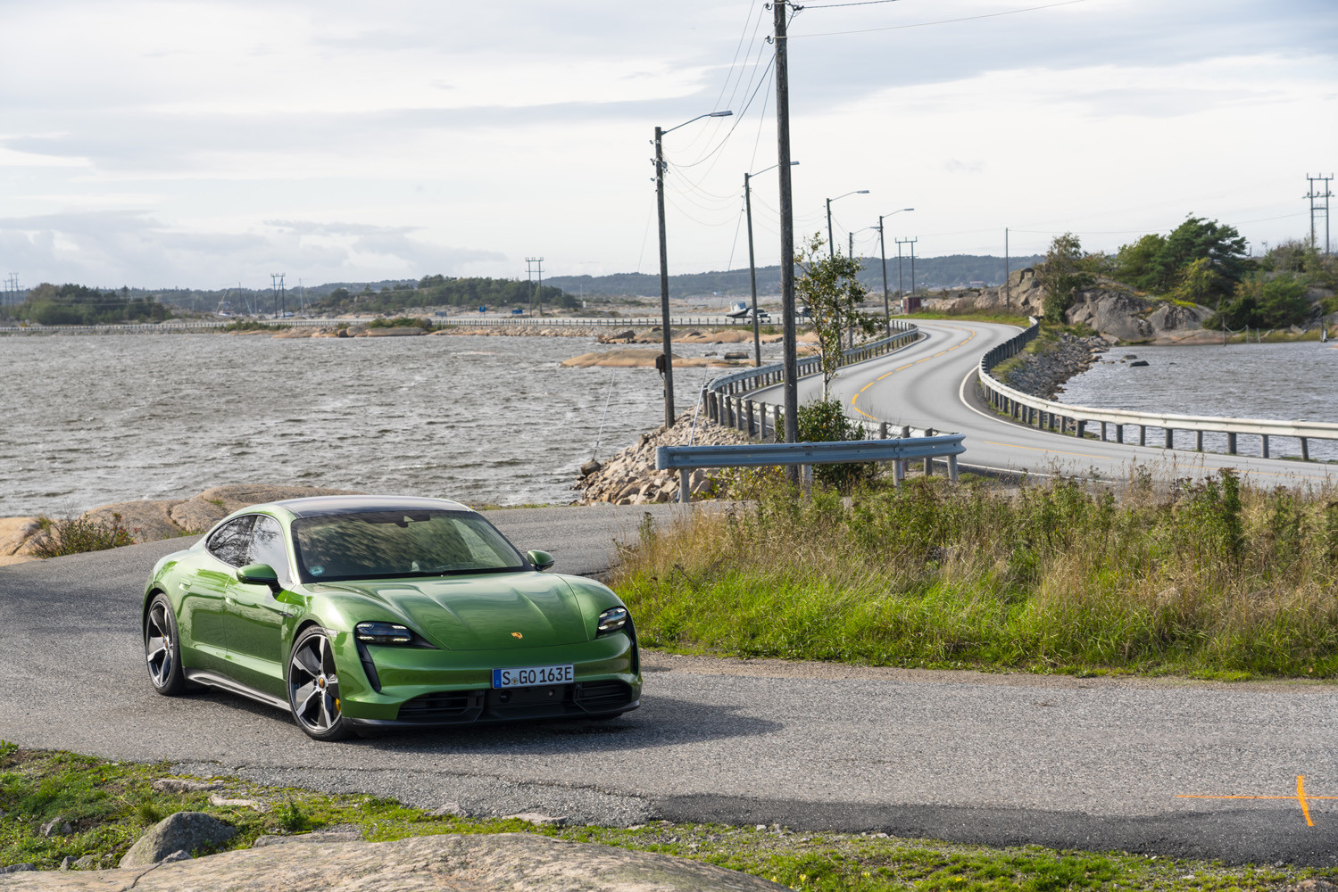 Foto de Porsche Taycan prueba contacto (259/275)