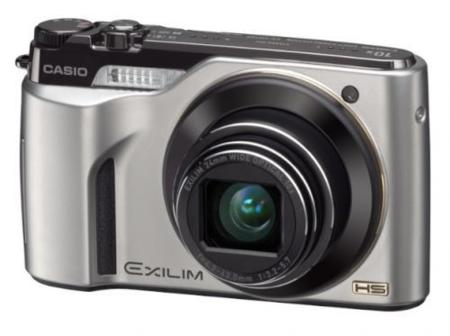 Casio FH100, 40 fps y CMOS retroiluminado