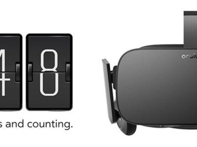 Oculus Rift se podrá reservar el día de reyes, pero seguimos sin saber su precio