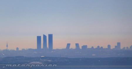 De nuevo a 70 km/h en Madrid y sus accesos por alta contaminación