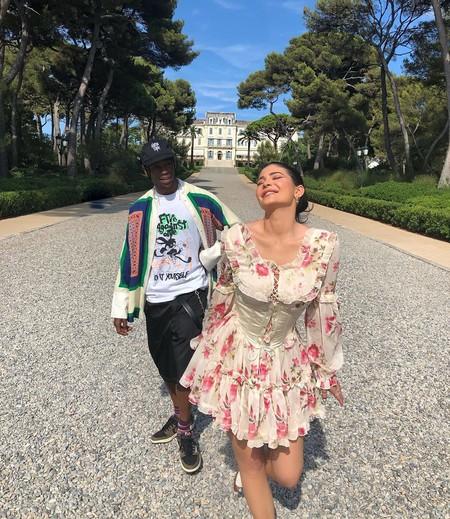Estos son los (llamativos) looks que Kylie Jenner está llevando para celebrar su cumpleaños en Italia