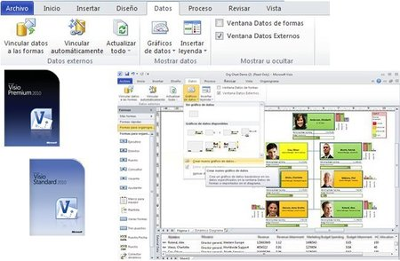Microsoft Visio, la alternativa para un uso intensivo