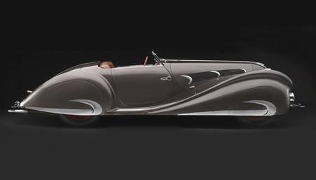 Sensuous Steel: La exposición que lleva autos Art Deco a Nashville