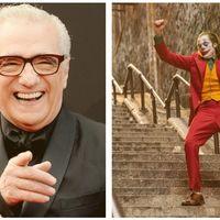 """Martin Scorsese pensó en dirigir 'Joker' durante cuatro años pero decidió que """"no tenía tiempo"""""""