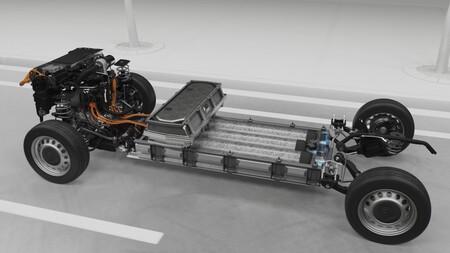 Citroen E Jumpy Hydrogen 3 Plataforma