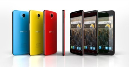 Colores del Alcatel One Touch Idol X