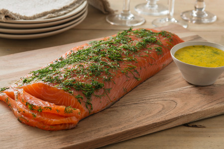 Salmon Noruego