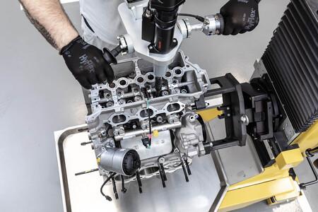 Maserati Nettuno fabricación motor Maserati MC20