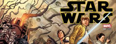 Cómo están funcionando los cómics de Star Wars en Marvel