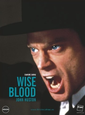wise blood en dvd