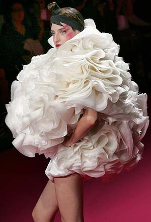 Novedades en la Cibeles Madrid Fashion Week Otoño-Invierno 2010/2011: entra Teresa Helbig, sale José Castro