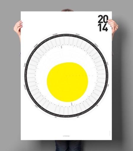 calendario circular 5