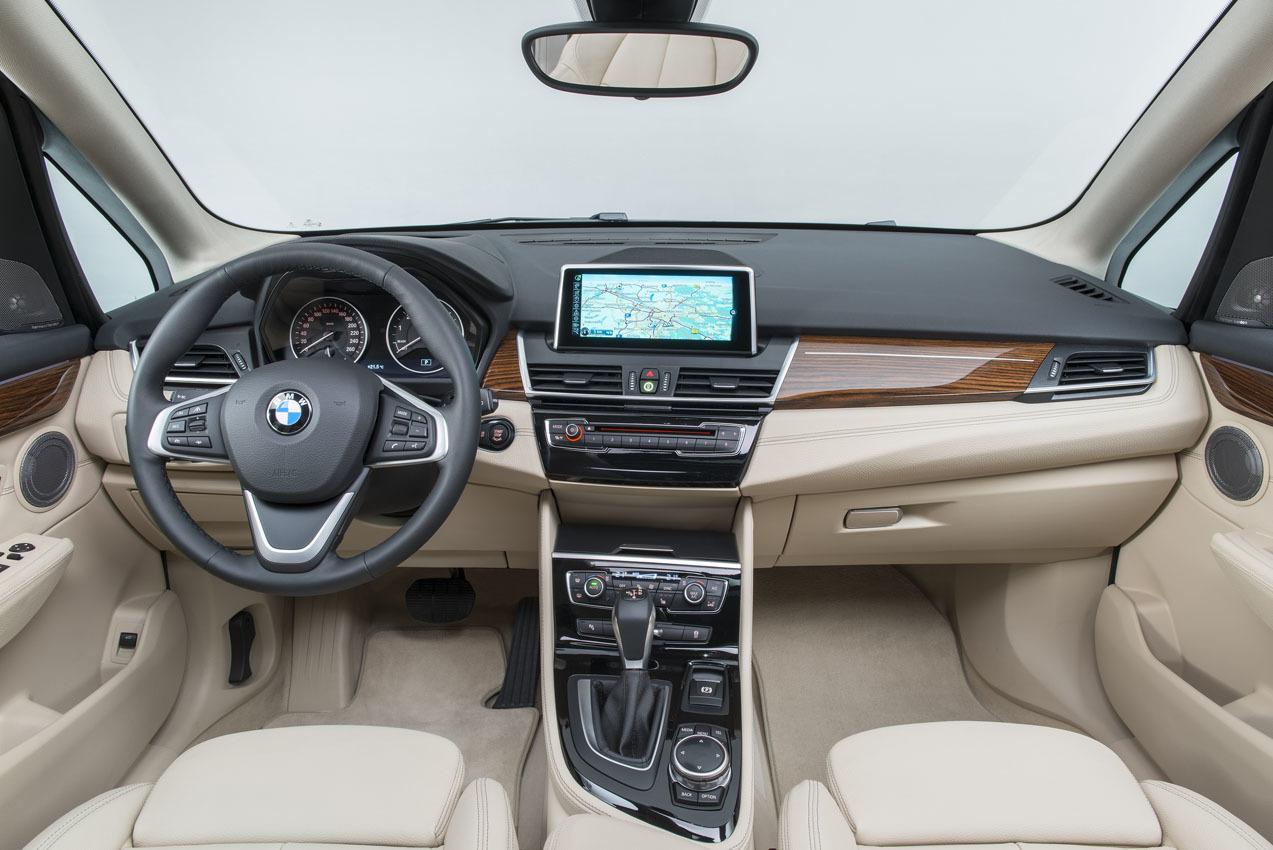 Foto de BMW Serie 2 Active Tourer, presentación (31/53)