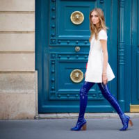Christian Dior divide al mundo en dos: los amantes y destructores de las maxi botas (sexys) de látex