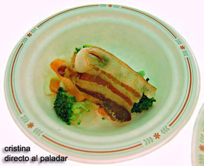 Verduras Micro listas para comer