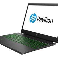 HP Pavilion Gaming 15-CX0002NS, un equipo gaming de gama media que PcComponentes nos deja a 699 euros, con un descuento de 150