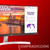 Más barato que nunca: el monitor ultrawide LG 29WN600-W ahora sólo cuesta 164 euros en MediMarkt