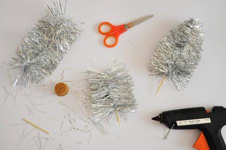 Adornos De Navidad Con Material Reciclado