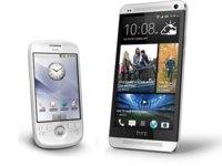 Un vistazo a la historia de HTC en el mundo Android