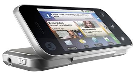Motorola presenta Backflip, y afirma que todos sus teléfonos contarán con actualización a Android 2.1