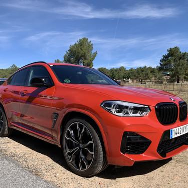 Probamos el BMW X4 M: hasta 510 CV para esta bestia SUV que no renuncia al confort
