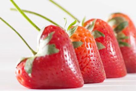 Seduberry, las fresas con forma de corazón más seductoras