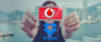 Integrar copias de seguridad del smartphone en Dropbox con Vodafone incluirá 25 GB gratis