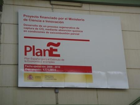 Plan E: ¿ejemplos de proyectos bien subvencionados?