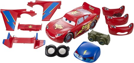 Chollo: ahora en Amazon el  set de Rayo Mcqueen Supertuning de Mattel cuesta sólo 15 euros
